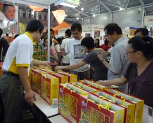 Singapore Food Expo - Nov 2008